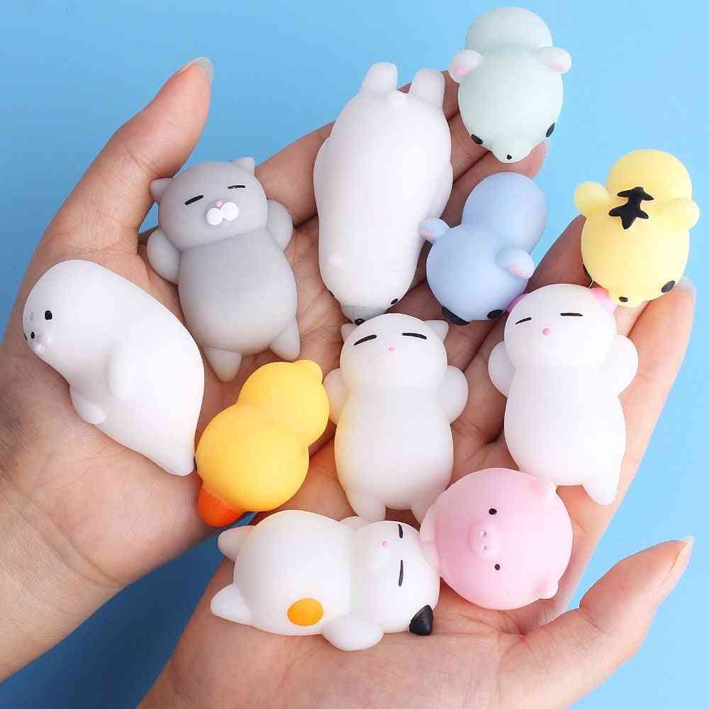 Mini Color Changing Squishy Cute Antistress Toy Balls