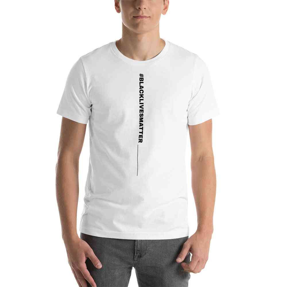 #blacklivesmatter Short-sleeve Unisex T-shirt