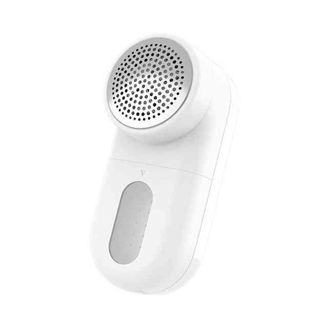 Xiaomi Mijia Lint Remover For Clothes - Removes Fuzz, Pellets. Portable Trimmer Machine, Charged Fabric Shaver
