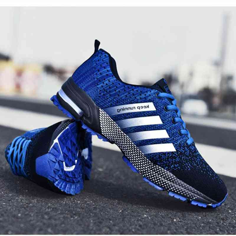 Fashion Men's Casual Shoes - Breathable & Comfortable Running Sneakers, Walking, Jogging Shoes