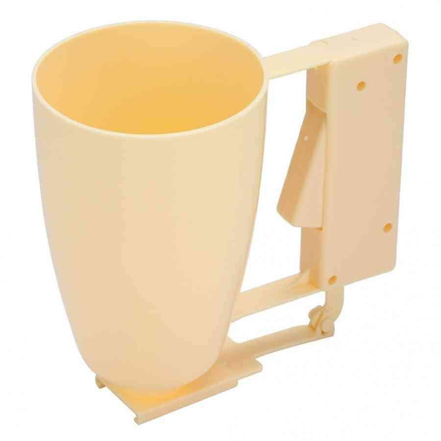 Multifunction Handheld Batter, Cream  Dispenser - Donut Making Tool