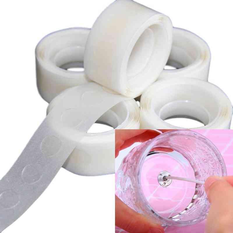 Transparent Plastic Wick Fixed Plastic - Diy Candles Material