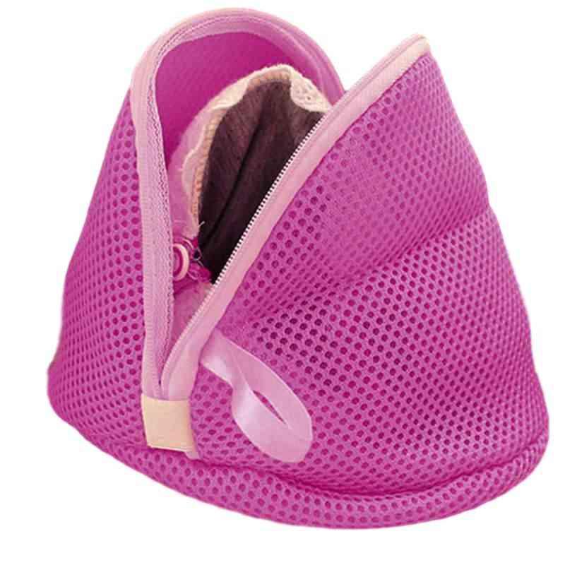 High Quality Women Bra Laundry Lingerie - Washing Hosiery Saver, Protect Mesh Small Bag