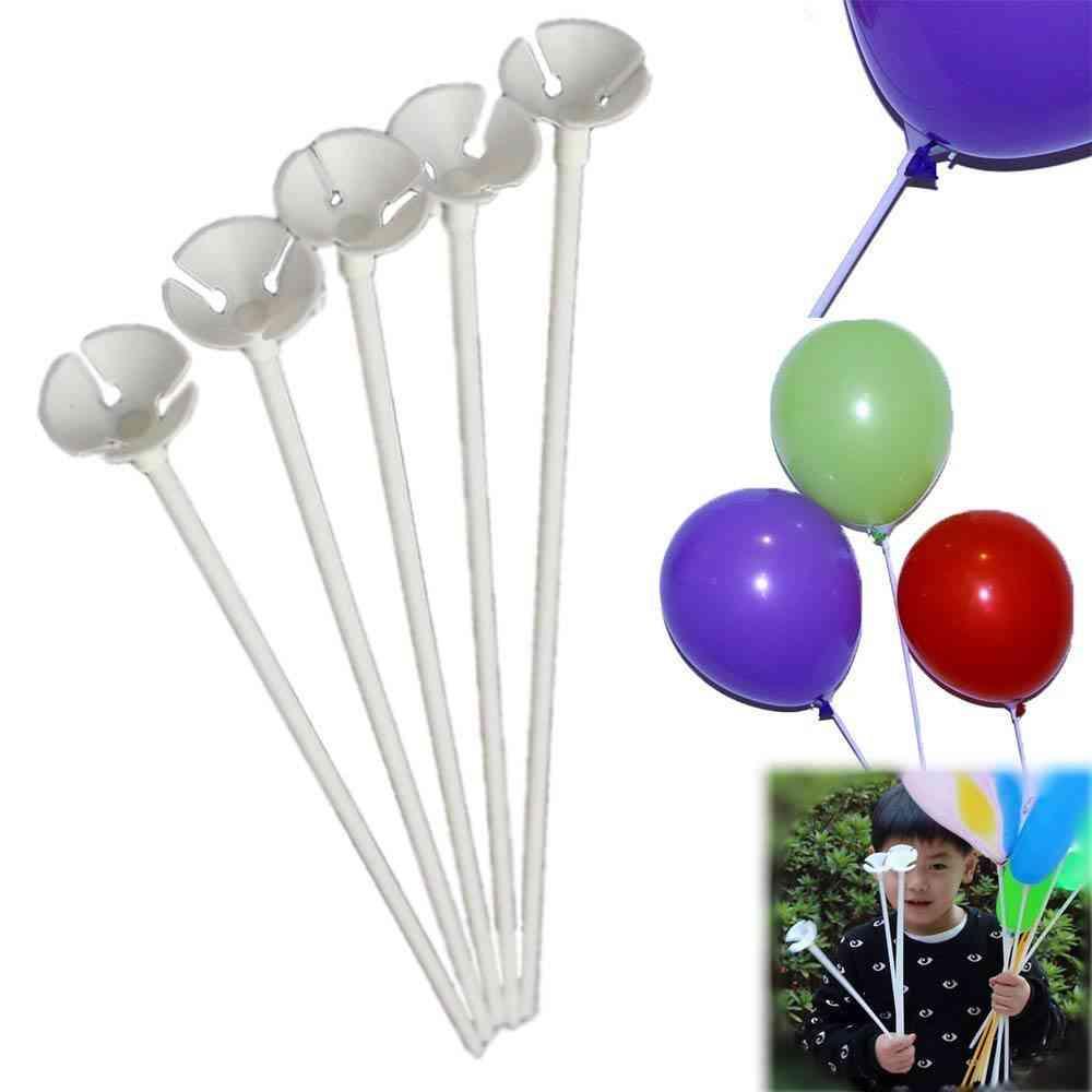 Baloon Stick & Balloon Stand Holder, Column Baloons - Birthday Party Supplies