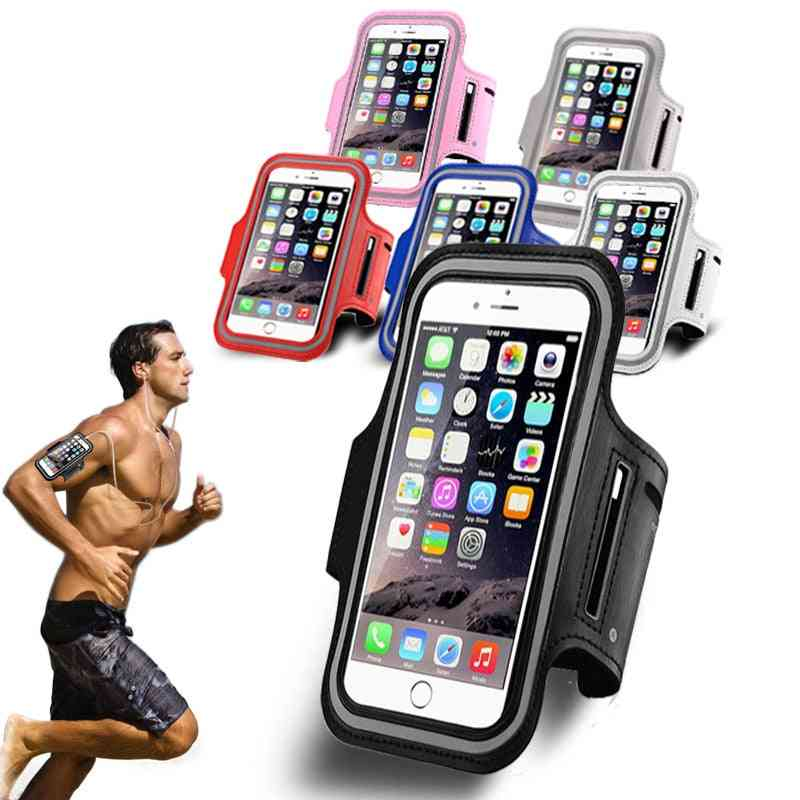 Universal Outdoor Sports Phone Holder Armband Case For Samsung Gym And Running Phone Bag Arm Band Case For Iphone 11 Xs