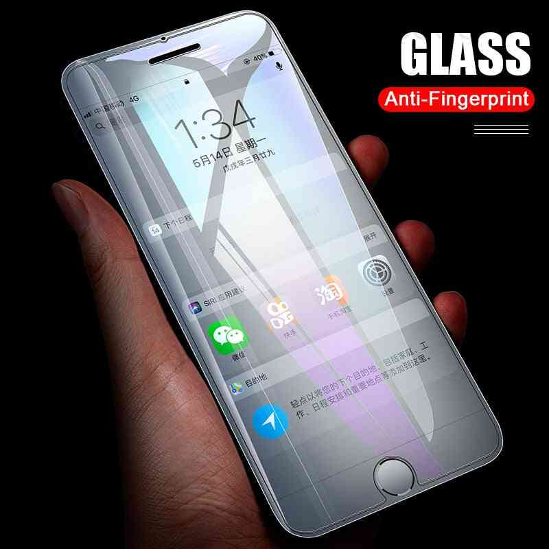 3 Pcs Full Screen Protector Cover Tempered Glass For Iphone X Xs Max Xr , Iphone 7 8 6 6s Plus 5 5s Se 11 Pro