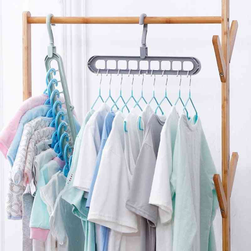 Multi Port Rack Support Circle With Multifunction For Clothes Drying