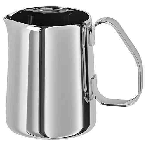 Stainless Steel Milk, Cream Frothing Jug - Espresso Coffee Barista Craft Latte Pitcher