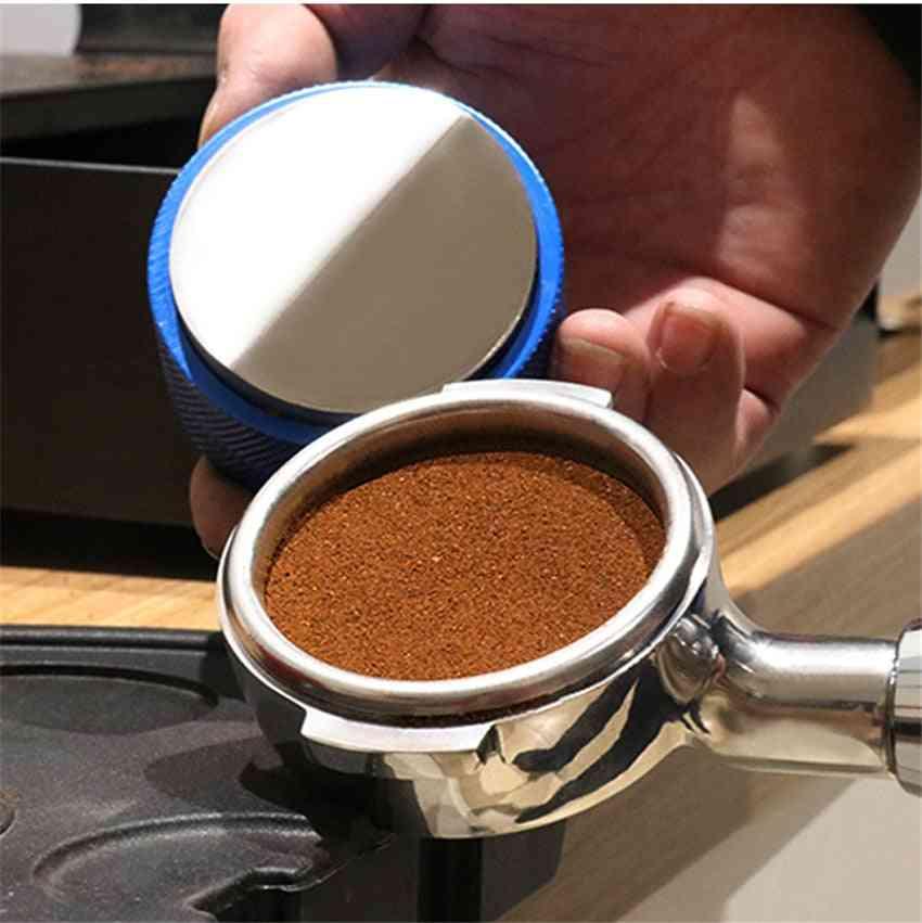 Adjustable Stainless Steel Coffee Espresso Tamper