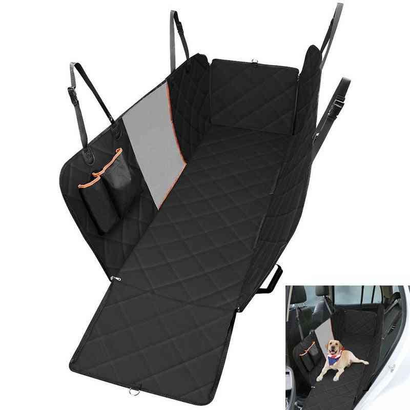 Dog Car Seat, Waterproof Cover For Pet - Travel Mat Mesh, Cat Carrier
