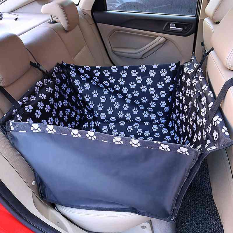 Waterproof Pet Carriers Car Seat Cover - Mats Hammock Cushion Carrying For Dogs