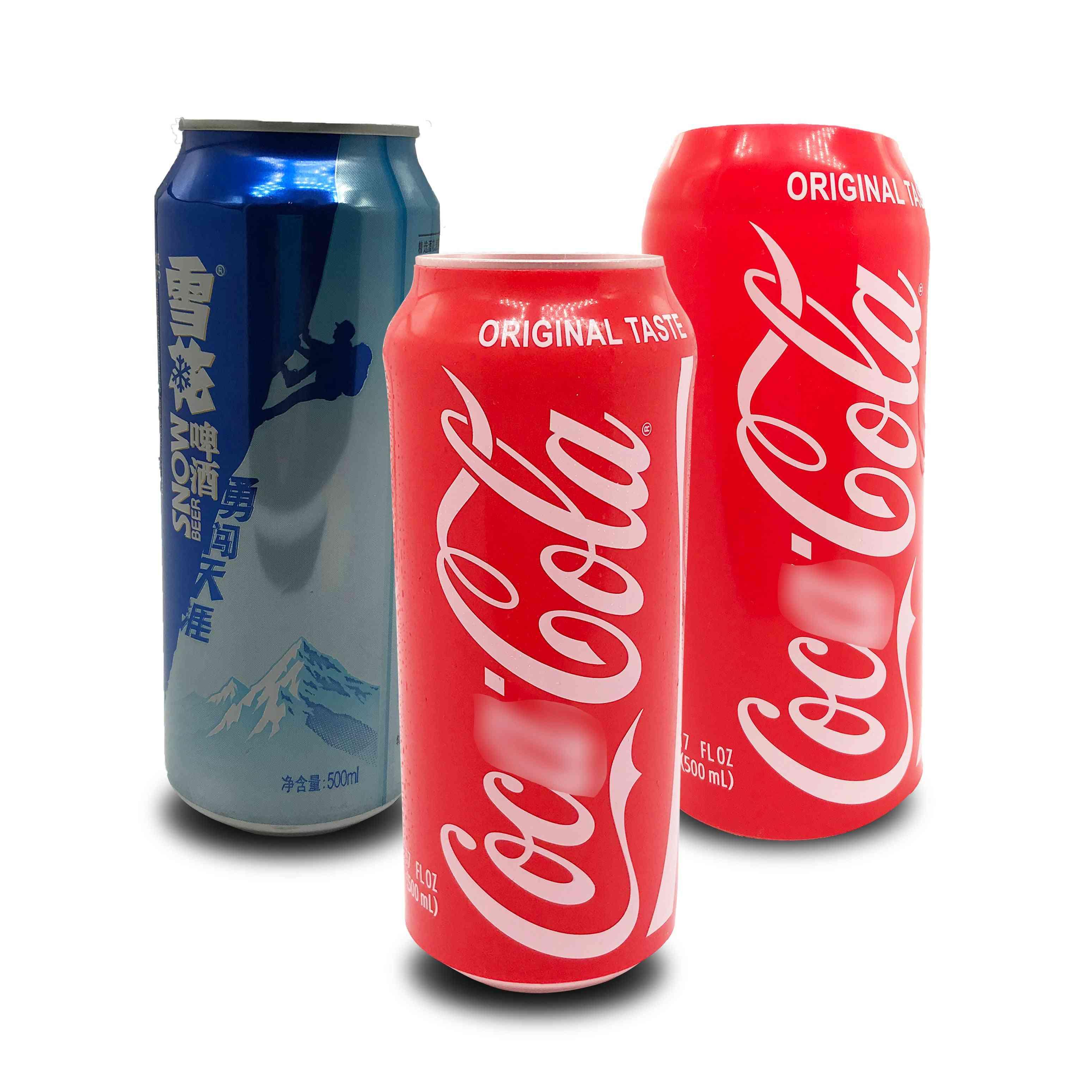 Cola Beer Bottle Cover - Sleeve Case Can Bottle Holder