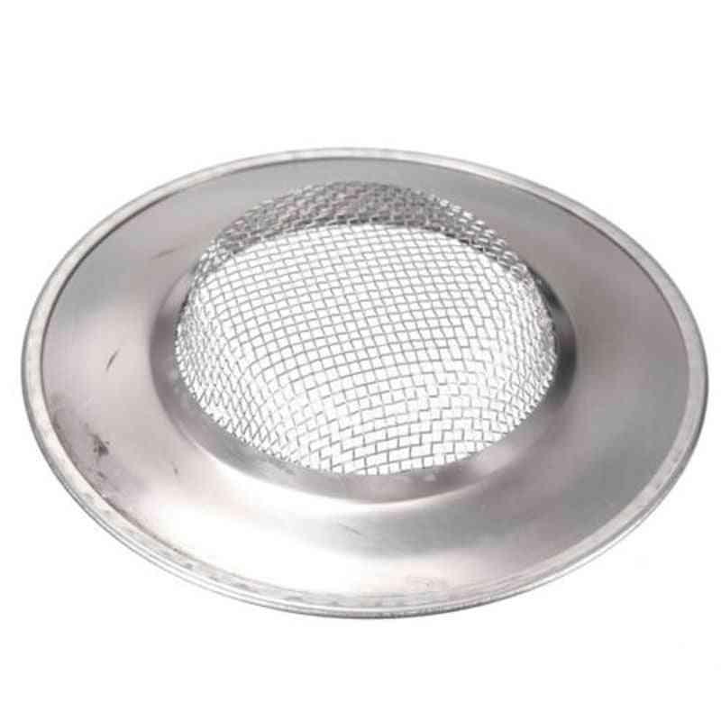Stainless Steel Sink Strainer - Bathtub Hair Catcher Stopper