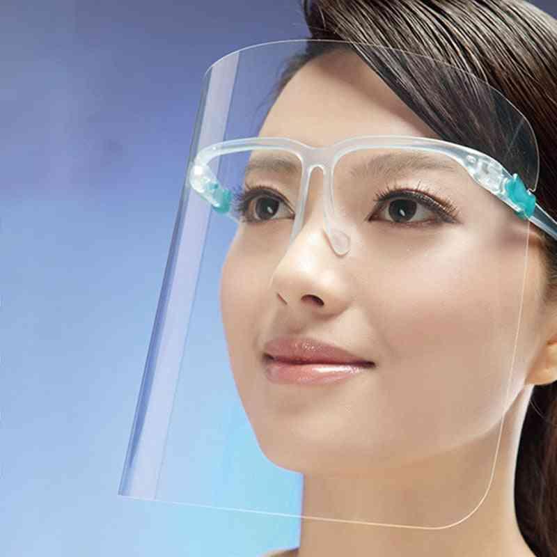 Transparent Full Cover Faceshield