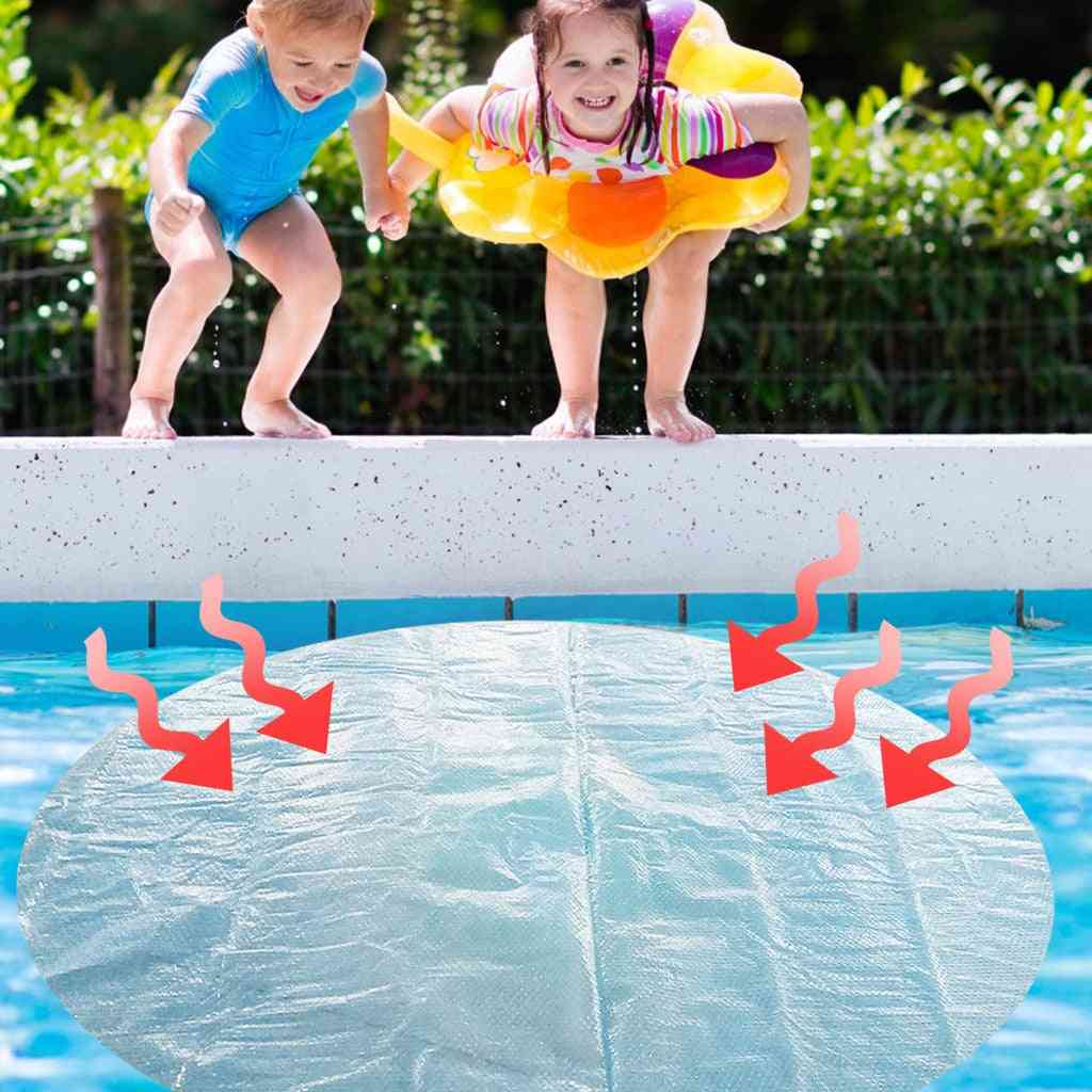 Blue 6ft Round Swimming Pool Cover, Protector
