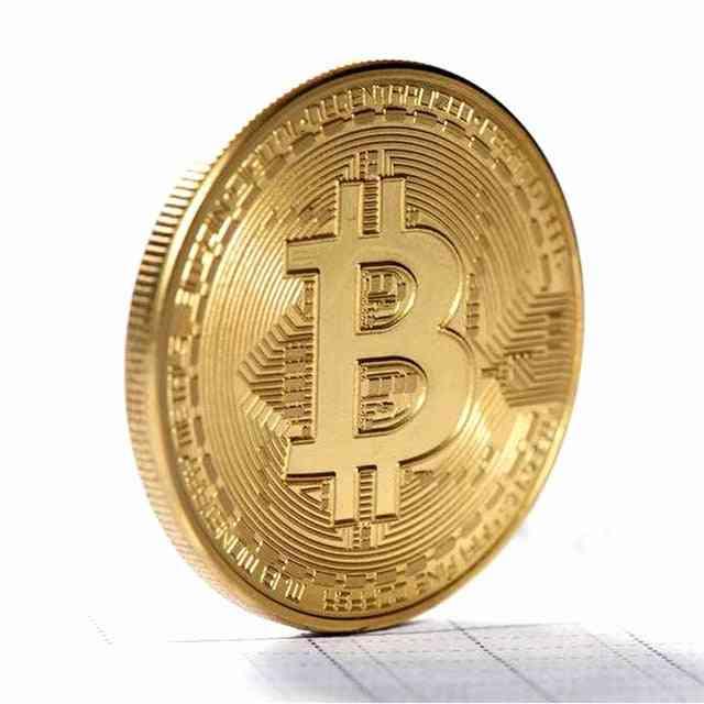 Bitcoincoin - Creative Souvenir Art Coin Collectible