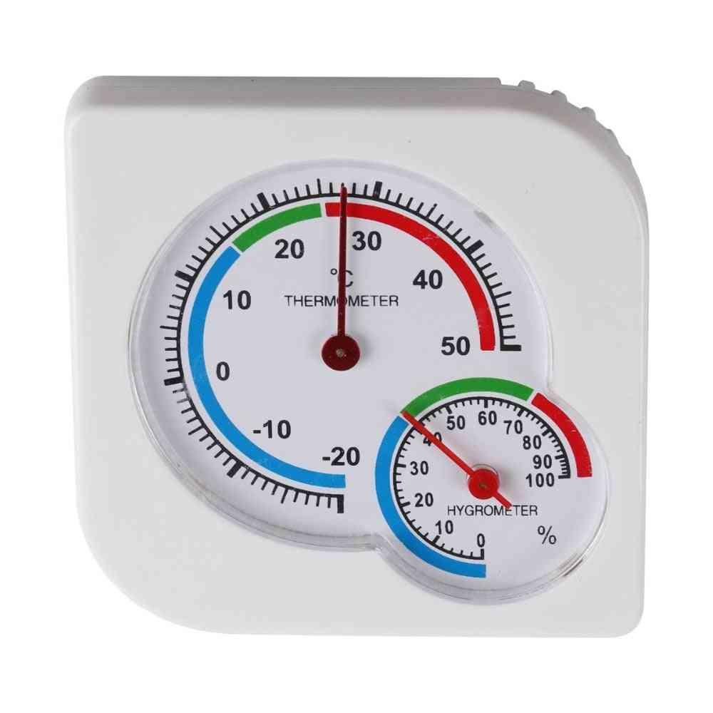 Multifunction Mini Humidity Hygrometer Thermometer - Baby House Nursery Temperature Meter