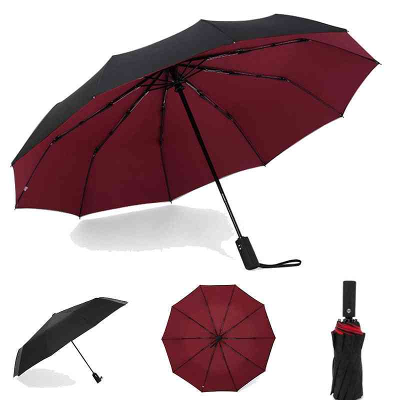 Double Layer Fully Automatic Umbrellas