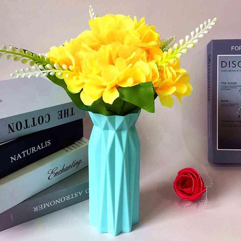 Nordic Minimalism Origami Vase - Arrangement Flower Holder