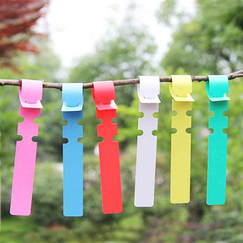 Plant Tags Garden Nursery Label - Hanging Tree Markers
