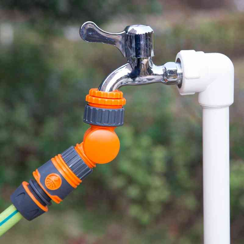 Quick Connector, Rotatable Water Tap Splitter, Irrigation And Control Valve