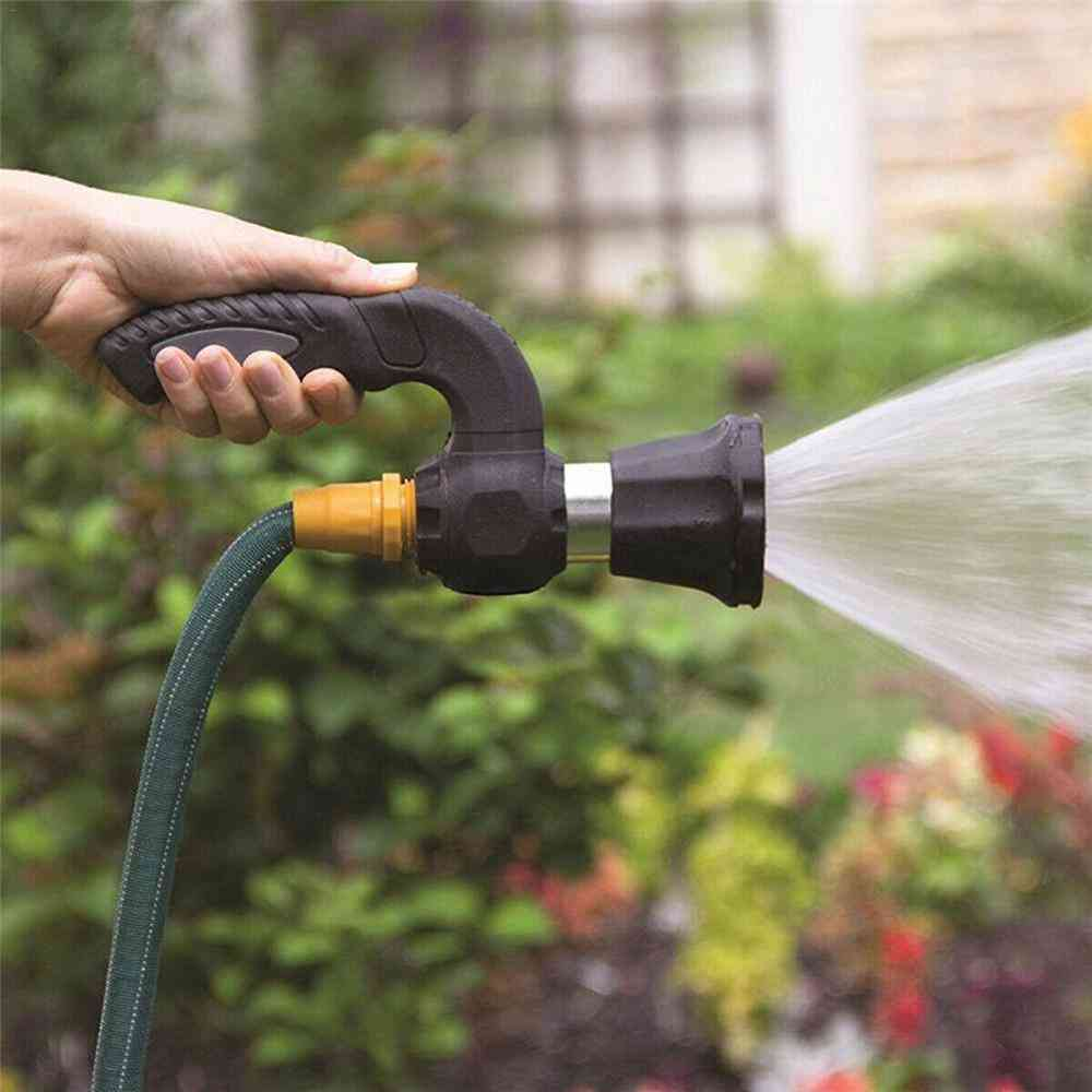 Fireman Nozzle Lawn, Garden Super Powerful Mighty Power Hose Blaster