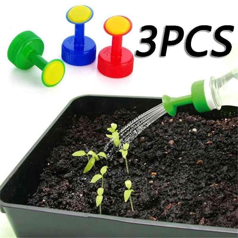 3pc Gardening Plant Watering Attachment Spray Head