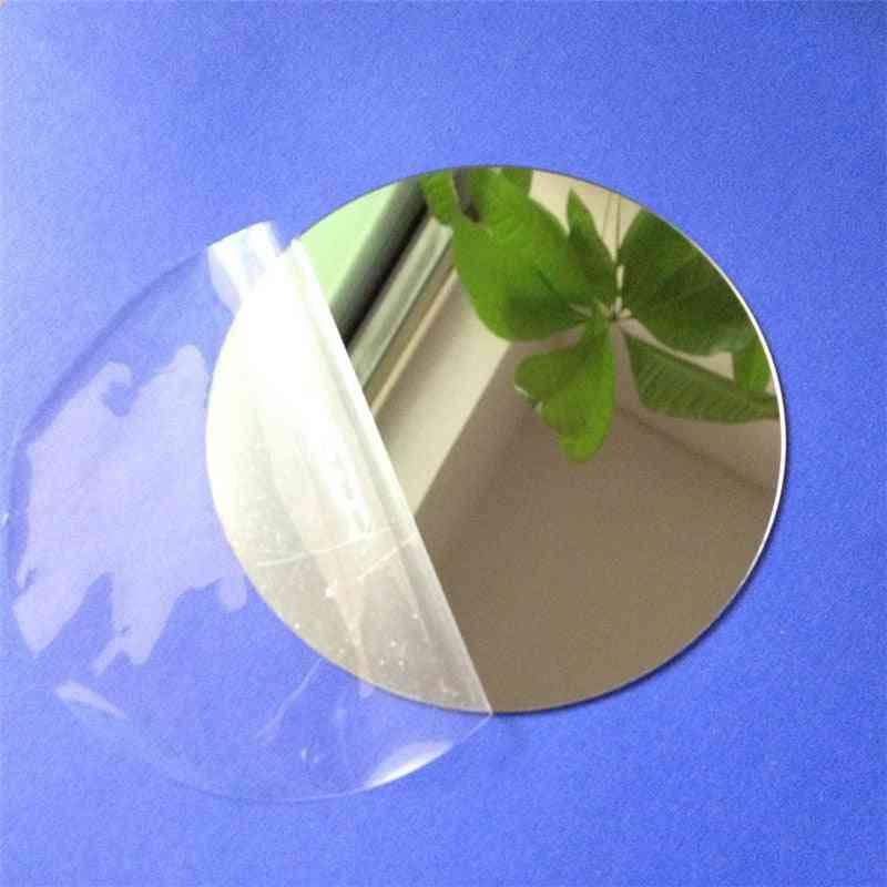 Acrylic Decorative Lens Sheet Wall Mirror Sticker