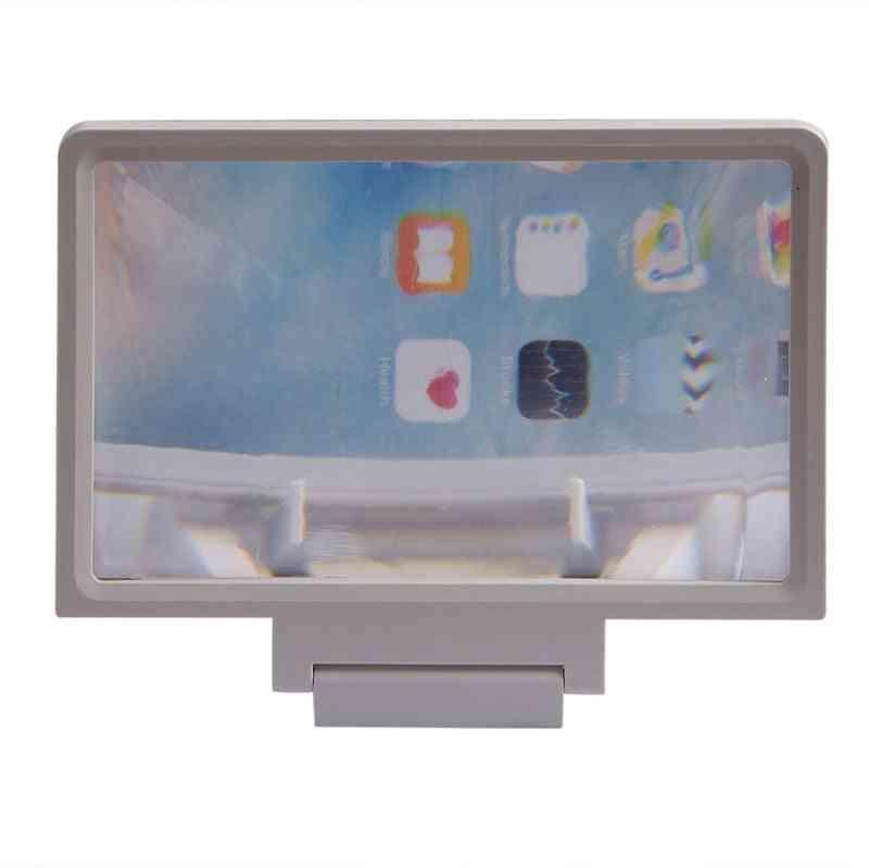 Universal 3d Movie Screen Magnifier Glass