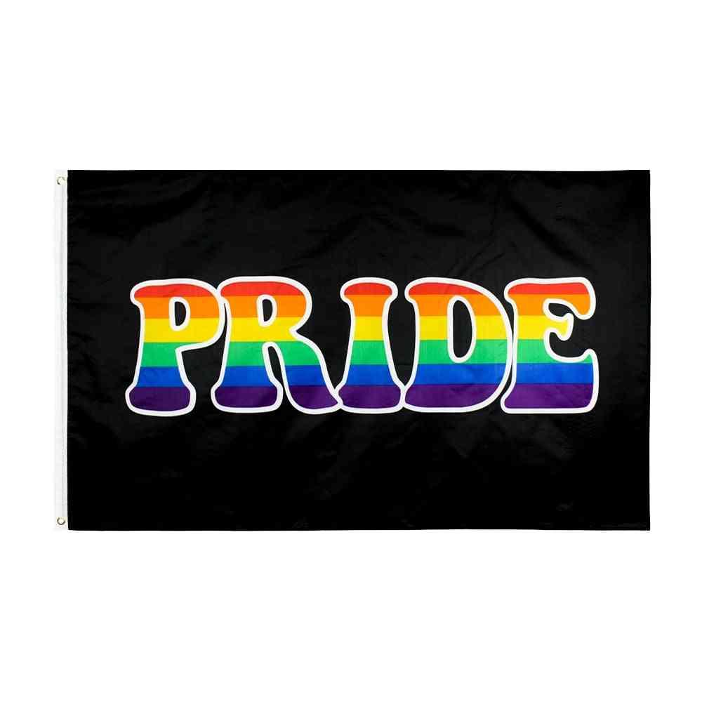 Lgbt Rainbow Gay Pride Flag