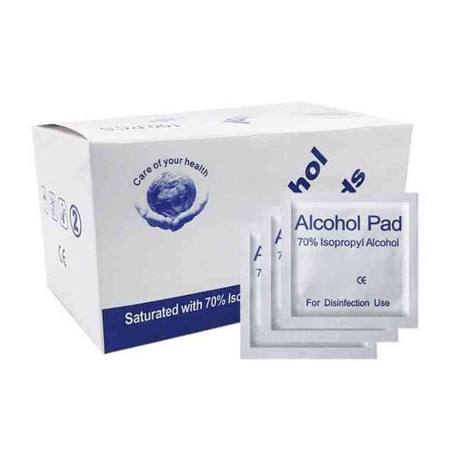 Disposable Alcohol-free Soft Wet Wipes For Hands Cleaning - Disinfected Wet Wipes