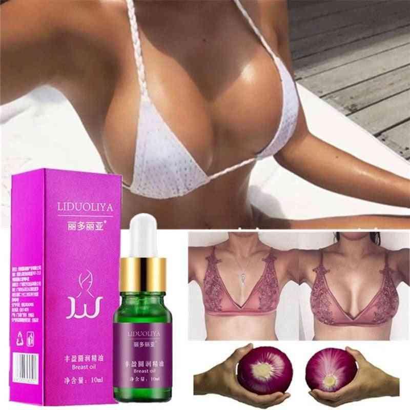 Breast Enlargement - Essential Oil Firming Cream Safe And Fast Bust Abundance Round Breast