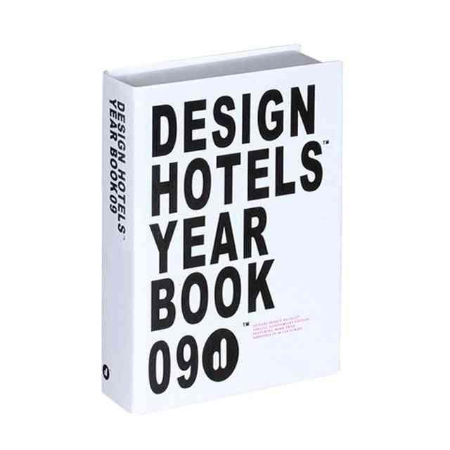 Fake Fashion Books Home Decoration Ornament - Simple Modern Book Model