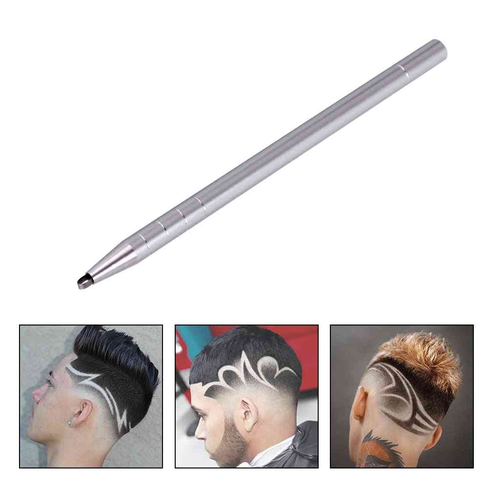 Hair Engraving Pen, Blades Hair Trimmers Diy Hairstyle Salon Magic Engraved