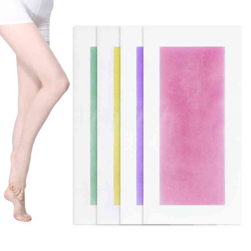 Hair Removal Wax Paper- Double Sided Hair Removal With High Efficiency Hair Removal Wax Strips