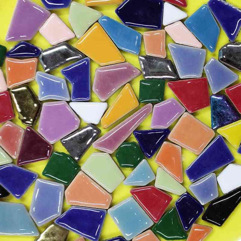 Irregular Creative Ceramic Mosaic Tiles