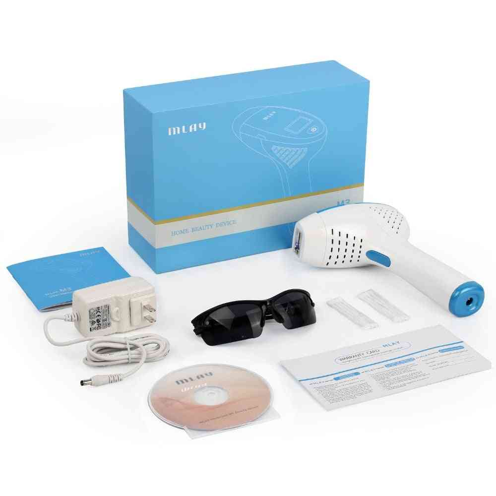 Home Use Ipl Face And Body Hair Removal For Hair Removal+skin Rejuvenation+acne Clearance
