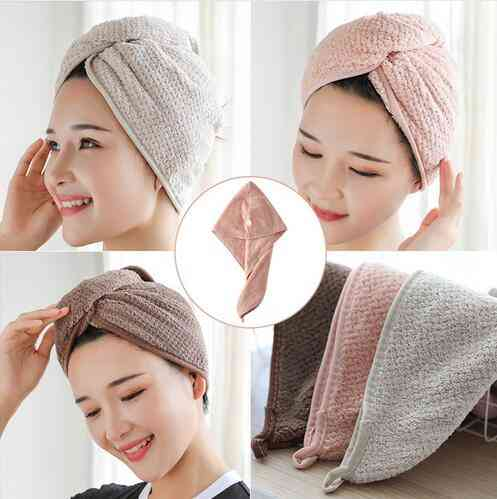 Quick Drying Adult Bathing Shower Cap