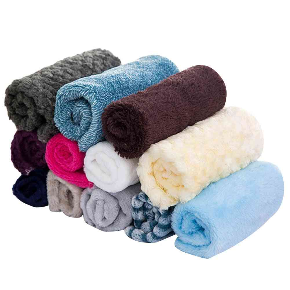 Fibre Dish Cleaner Cloth Kitchen Wiping Towel - Car Cleaning Towel Duster