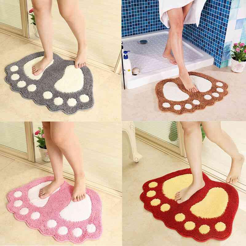 Bathroom Floor Anti Slip Bathroom Mat For Toilet - Bath Floor Anti Slip Rug