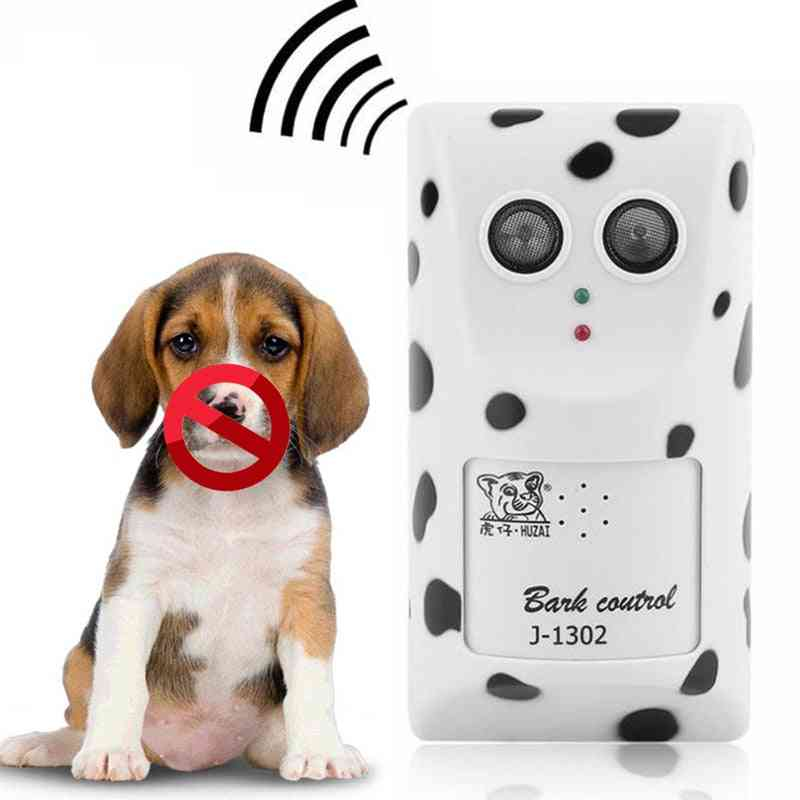 Anti Bark Training Device & Clicker For Dogs With Ultrasonic Equipment