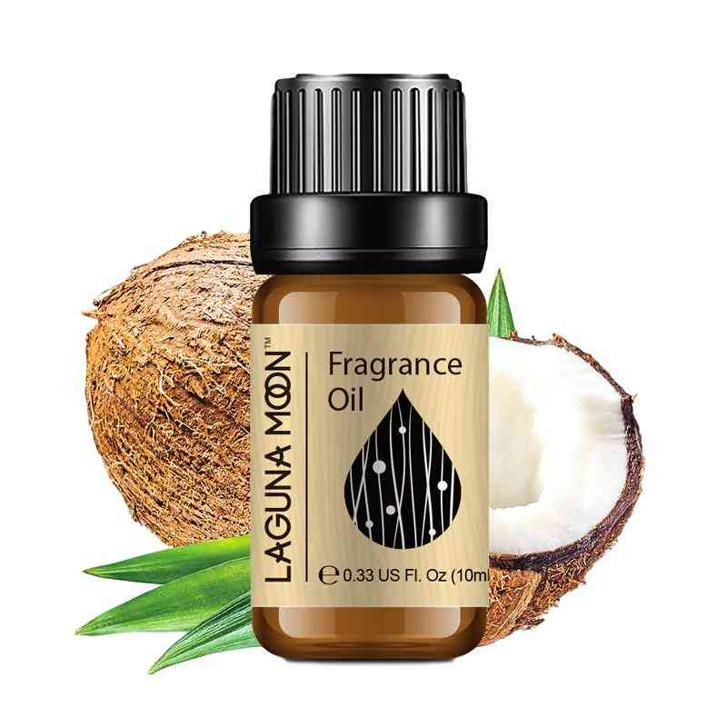 Fragrance Oil For Perfume Humidifier Diffuser - Diy Lotions, Candles, Bath Bombs, Soap Making