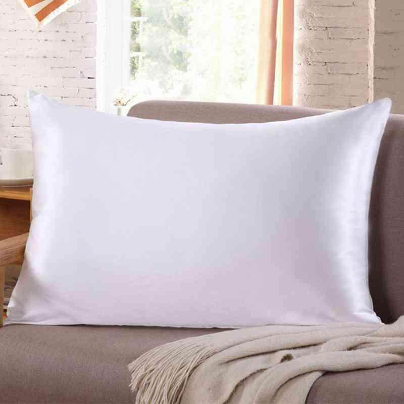 Soft Silk Top Quality Pillow Cushion Case