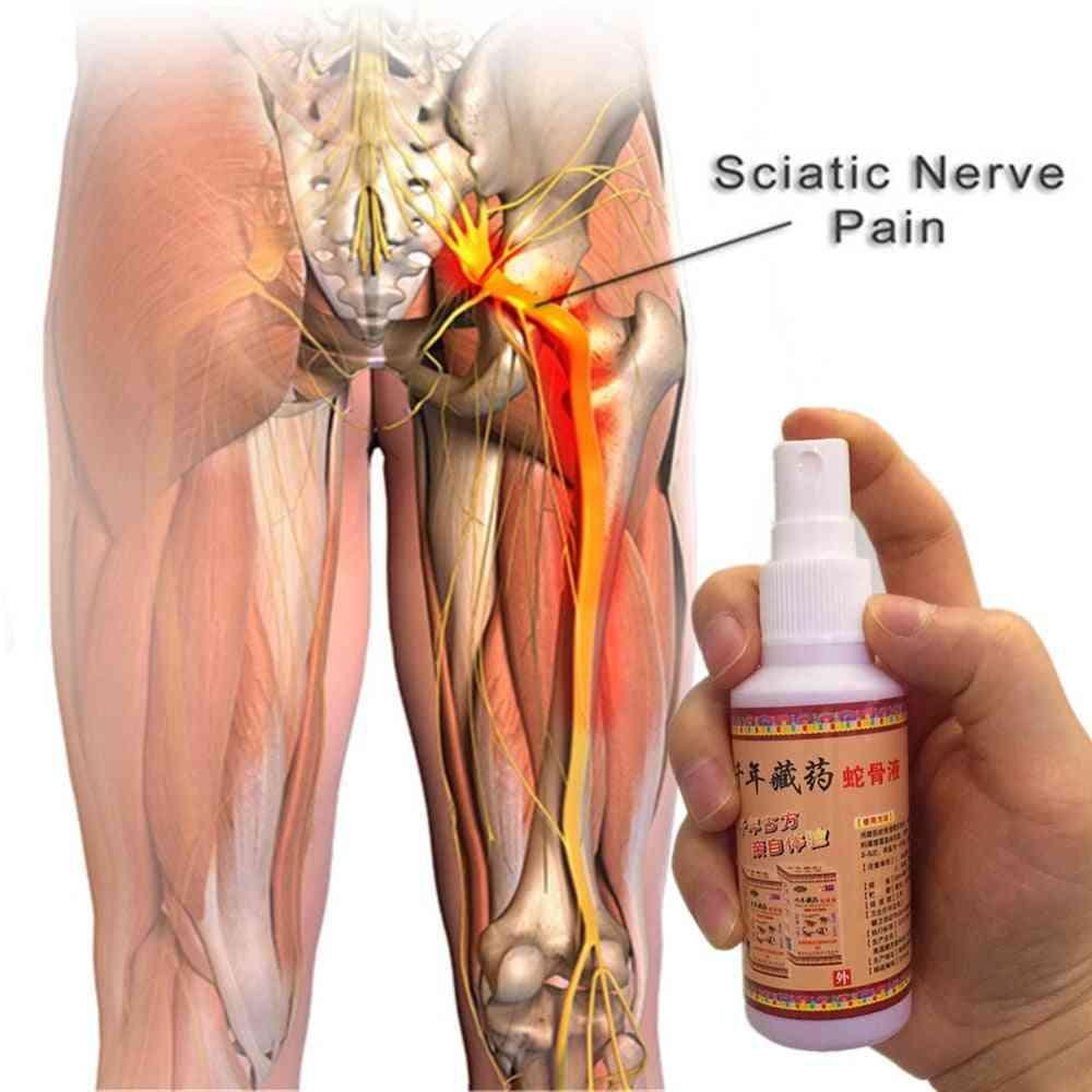 Essential Oils Acesodyne Cold Compress Rheumatism Lumbago Knee Trauma Spray