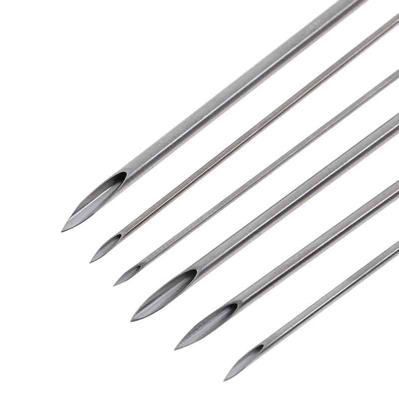 Disposable Tattoo Piercing Needles For - Piercing Needles Kit Tool