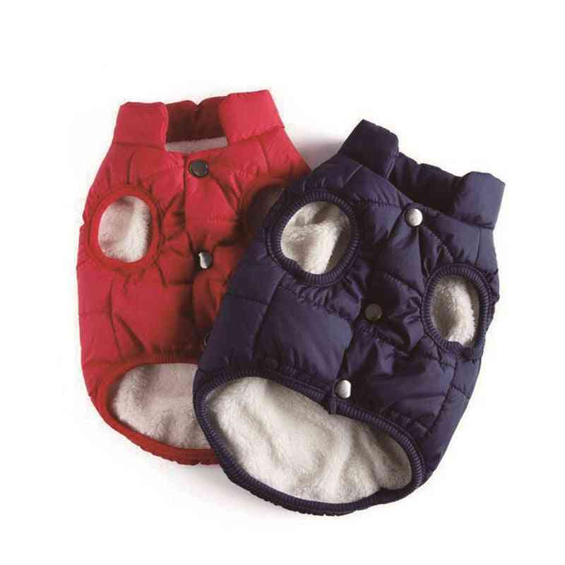 Winter Warm  Coats & Jackets For Small Dog - Outfit & Clothing For Pet