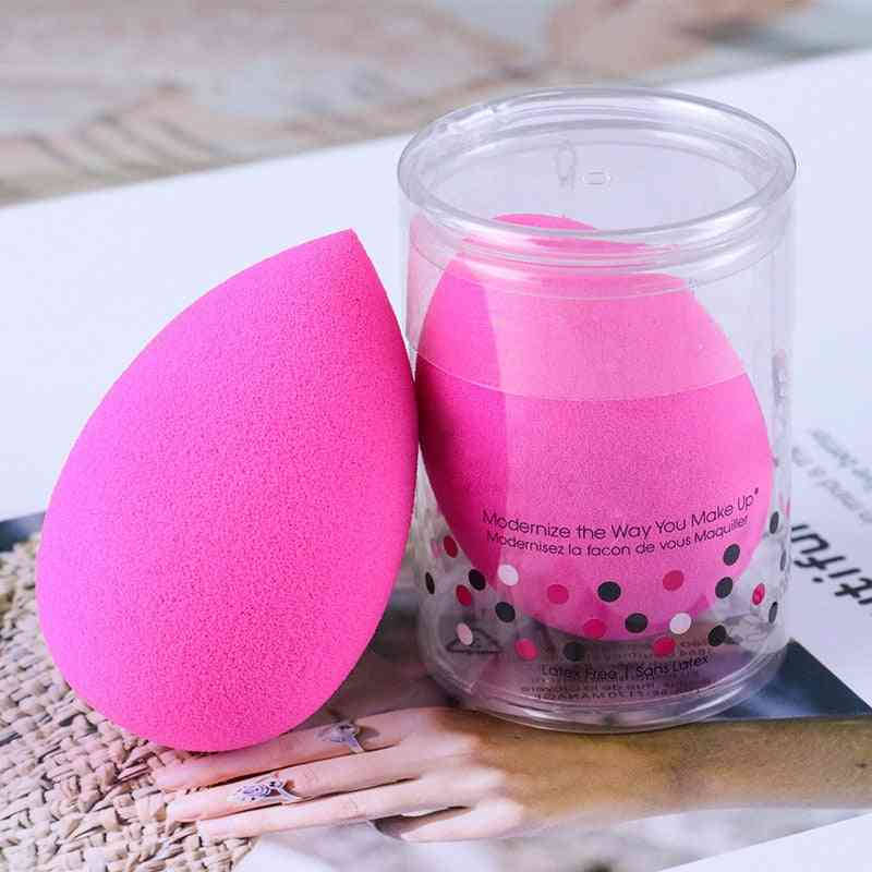 Water Drop Shape Cosmetic Puff Makeup Sponge - Cream Make Up Blender Face