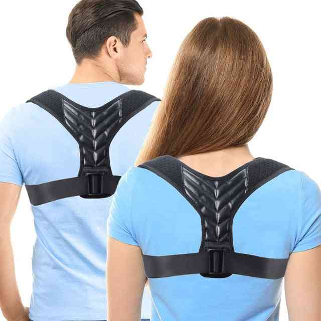 Back Posture Corrector - Corset Clavicle, Spine Posture Correction, Back Support Belt For Men / Women