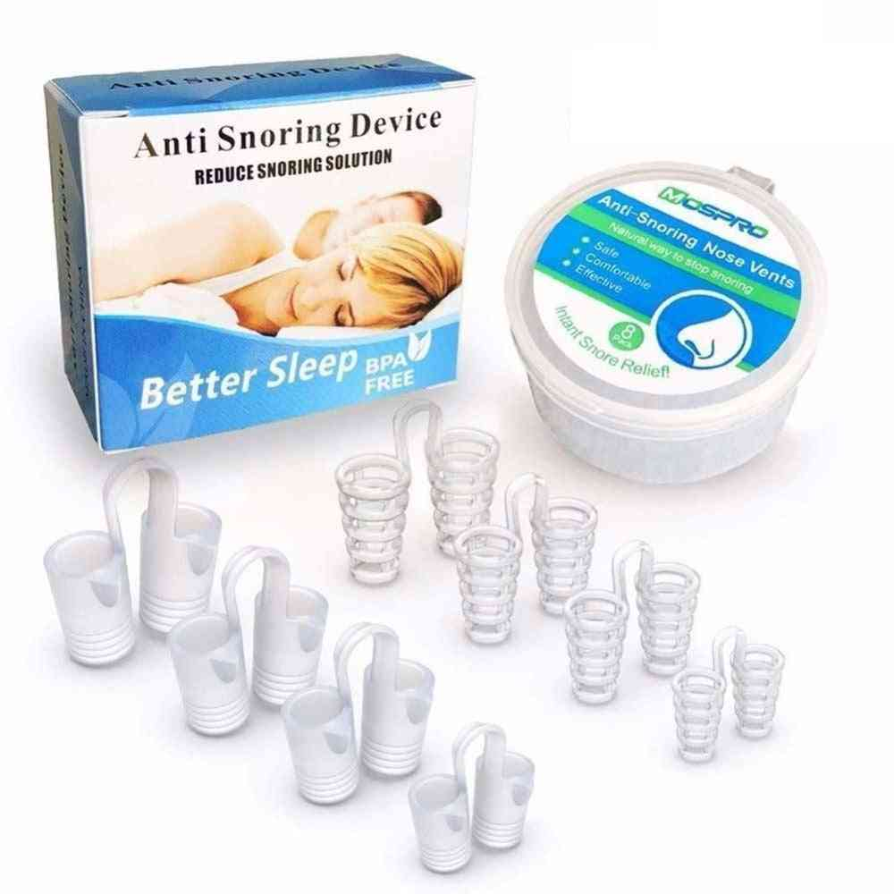 Anti Snoring Devices - Professional Vents, Nasal Dilators For Better Sleep