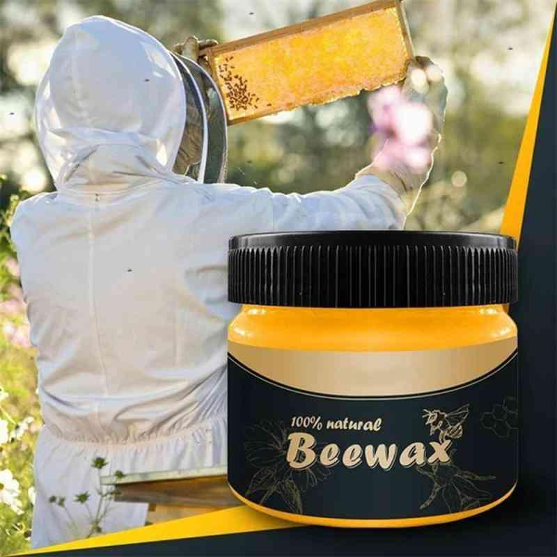 Wood Seasoning Natural Beewax - Wood Care Wax